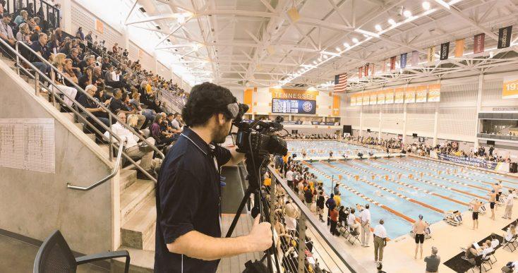 Streaming Swimming