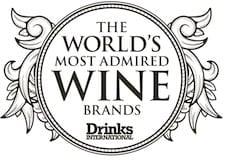 Las 50 marcas de vino más admiradas del mundo