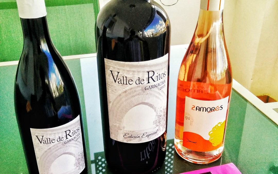 Pago de Ritos. En Madrid también se hacen buenos vinos