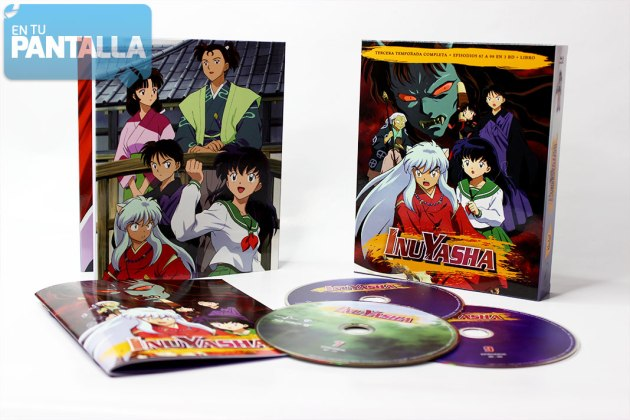 'Inuyasha: Temporada 3' Blu-ray | Selecta Visión