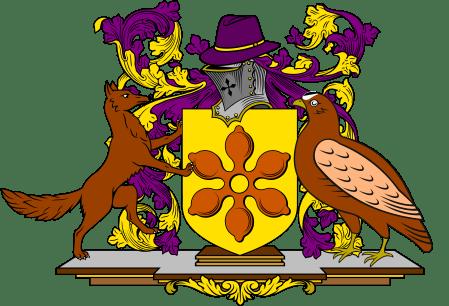 Damadar Coat of Arms