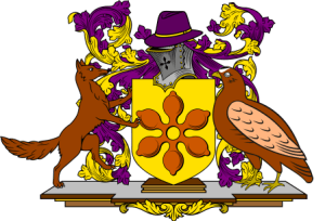 Damadar Coat of Arms