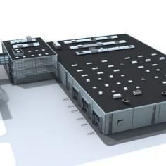 Gebäude für Produkt-Systeme