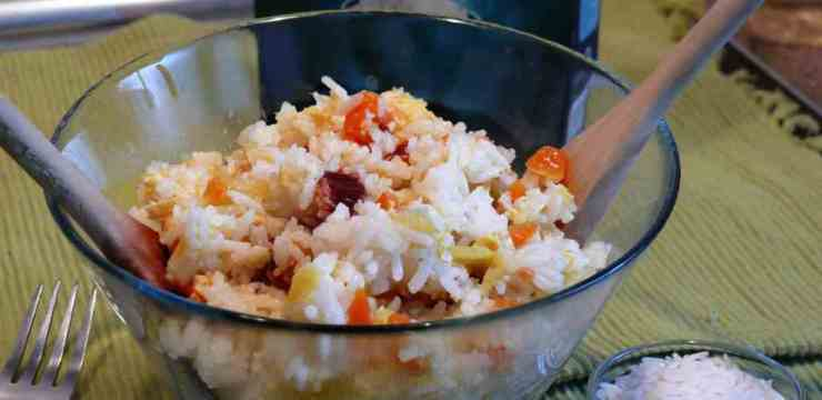 Arroz Nelba con Thermomix