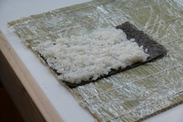 arroz extendido