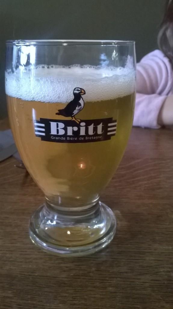 cerveza britt