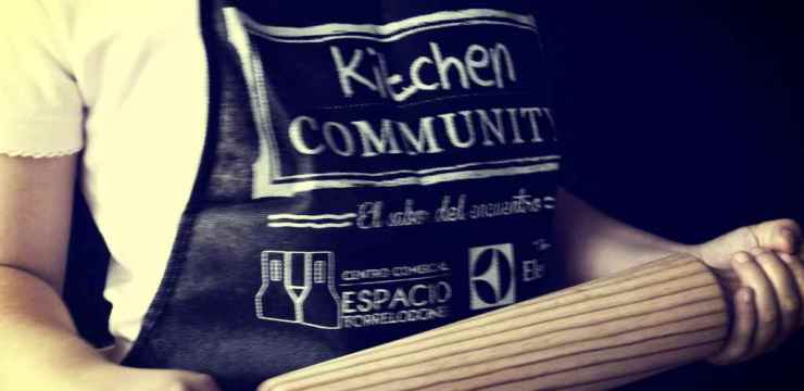 Cursos de cocina en Kitchen Community