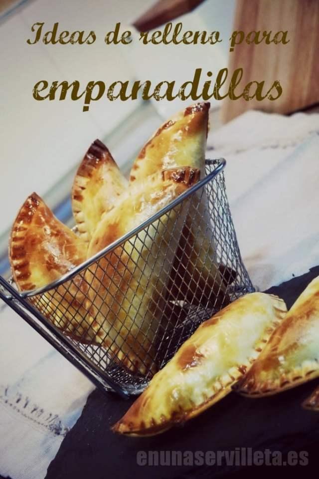 rellenos para empanadillas