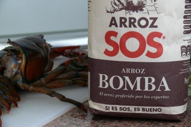 arroz bomba SOS