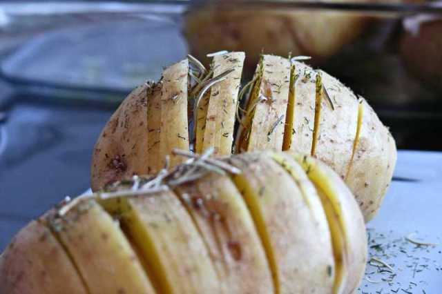 patatas con especias