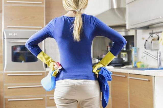 El arte de cocinar sin manchar