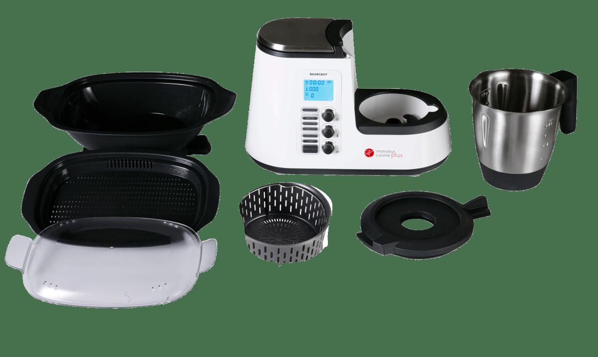 Robot De Cocina Lidl Multicoccion 2016