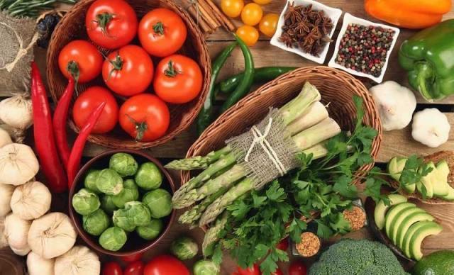 vegetales batchcooking