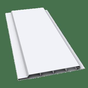 Lambris Pvc Blanc Alveolaire 0m10x2m70 Ep 10mm Vendu Par Paquet De 10 Lames Envain Materiaux