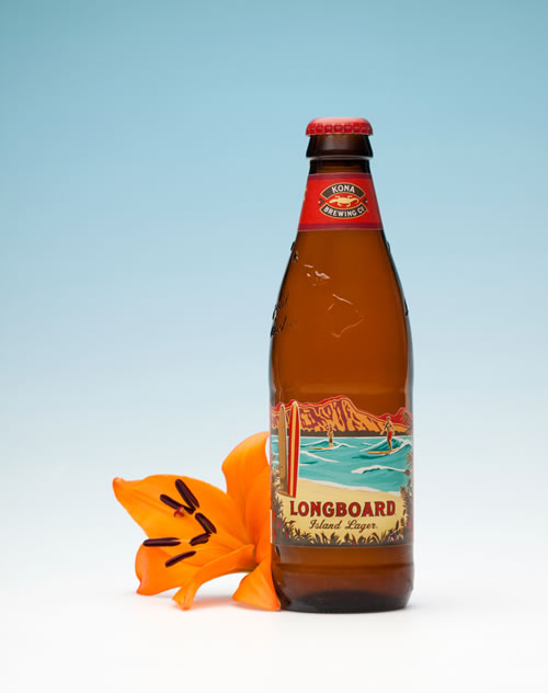 Kona Longboard Island Lager was selected as the winner of the beer category