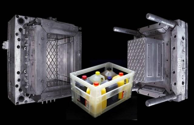 molde para cajas