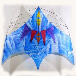cerf volant piece unique