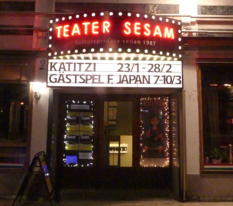 teater sesam