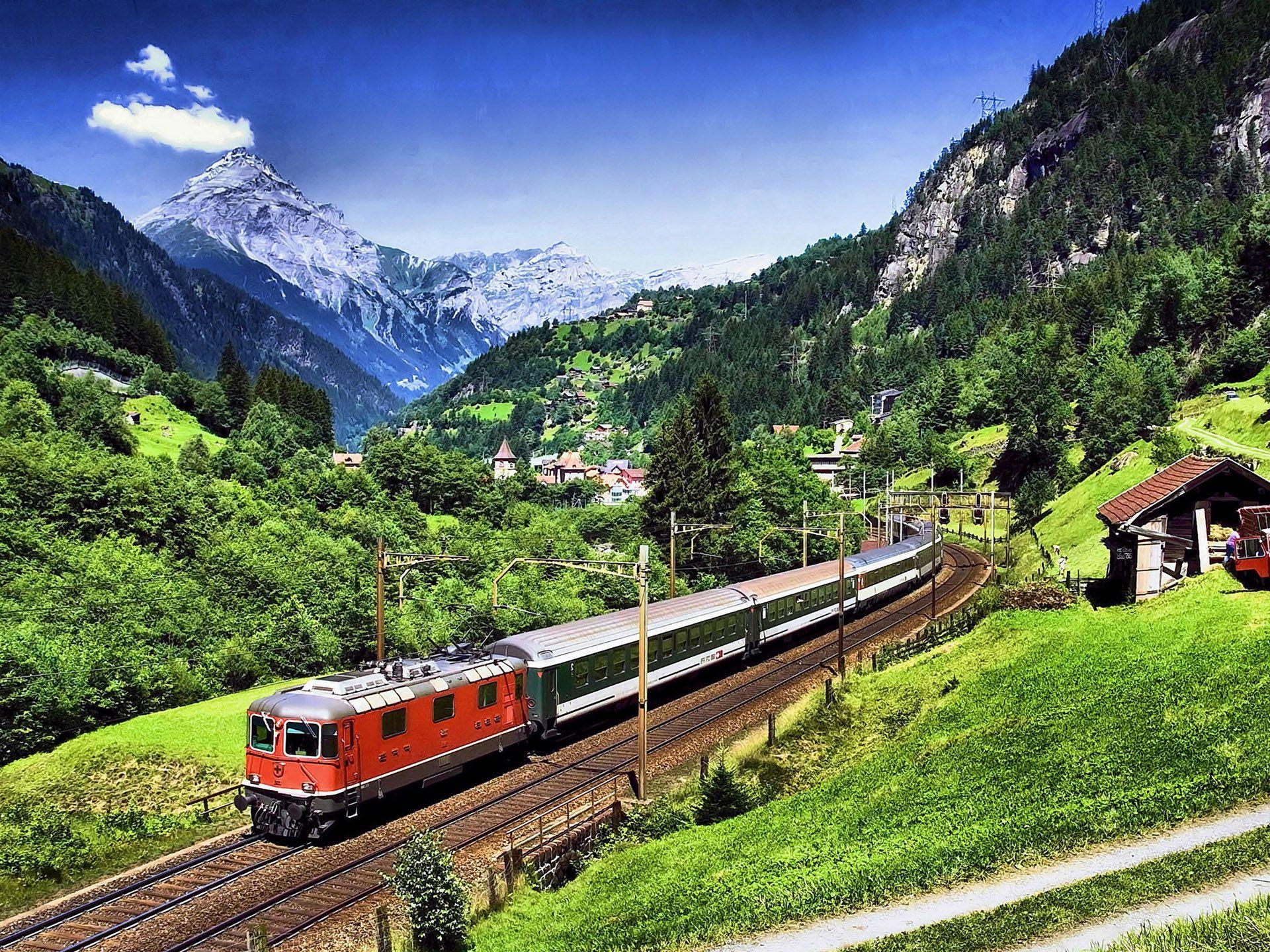 europa en tren