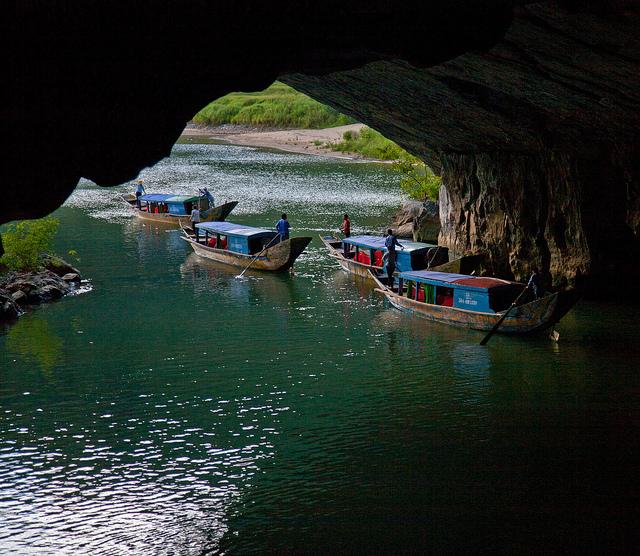 Son Doong en Quang Binh, Vietnam