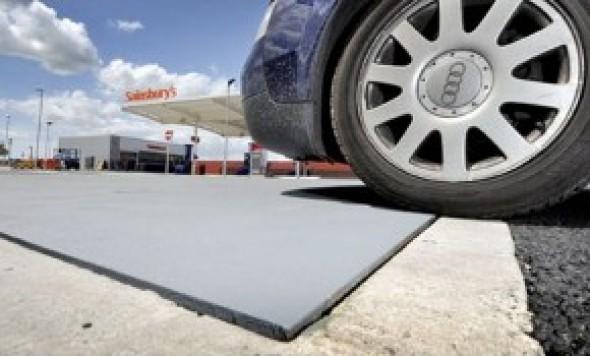 Carreteras que generan energía