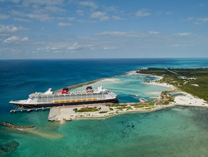 castaway cay isla privada de disney