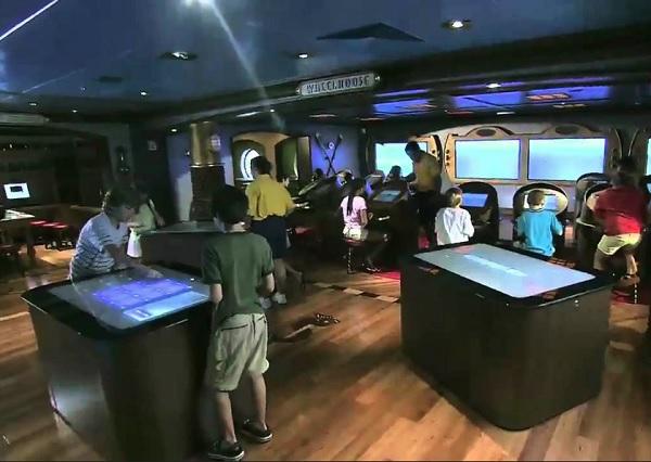 oceaneers club lugar de diversion para jovenes cruceros disney