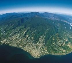 La Reunión, isla francesa