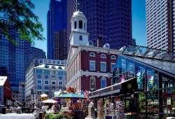 Boston Faneuil Hall - Massachusetts
