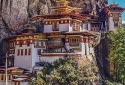 Bután - Los tigres del nido - Monasterio budista