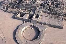 Caral, ruinas de la ciudad más antigua de América