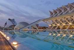 Ciudad de las Artes y las Ciencias - Valencia España