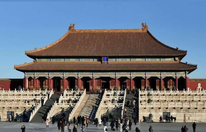 Ciudad Prohibida - Pekín China