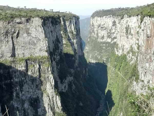 El Gran Cañon de Itaimbezinho - Brasil