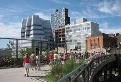 High Line - Parque elevado de Nueva York