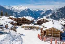 Hotel W Verbier en Suiza