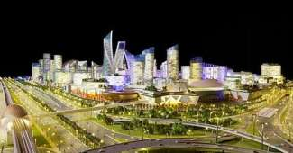 Mall of the World - Dubai