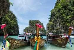 Phuket, islas en Tailandia