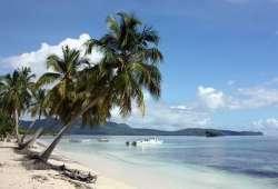 Playas de Samaná en la República Dominicana