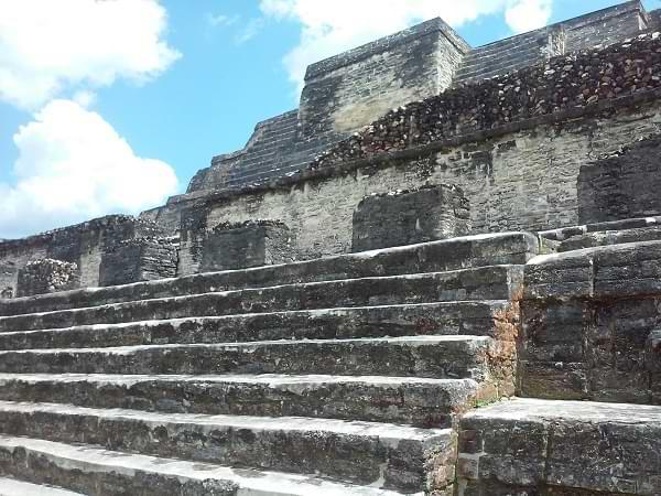 Ruinas Mayas en Belice