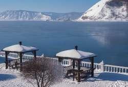 Siberia - Lago Baikal, Irkutsk - Rusia