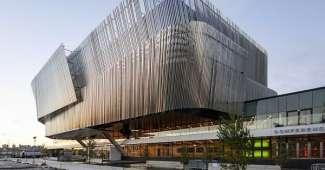Stockholm Waterfront Congress Centre - Hotel, restaurante y centro de congresos en Estocolmo