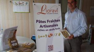 Lioravi au concours creation d'entreprise