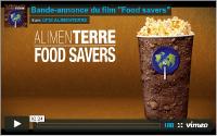 Bande annonce de Food Savers