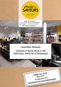 Affiche AG 2015