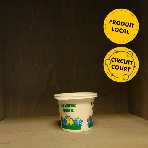 GAEC de la Thau - crème crue (25cL)