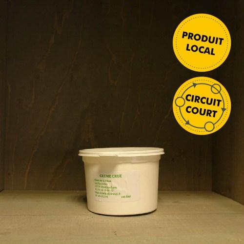 GAEC de la Thau - crème crue (50cL)