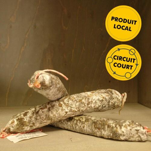 Maison Béduneau - saucisson de canard