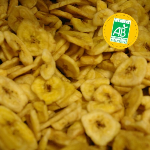 Provinces Bio - vrac - bananes chips Philippines