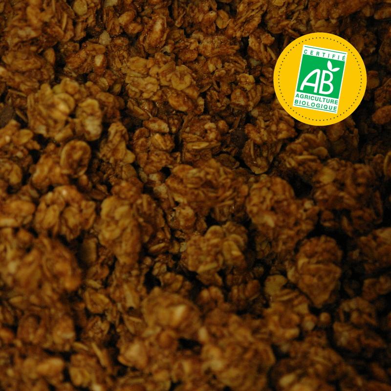 Provinces Bio - vrac - muesli croustillant chocolat